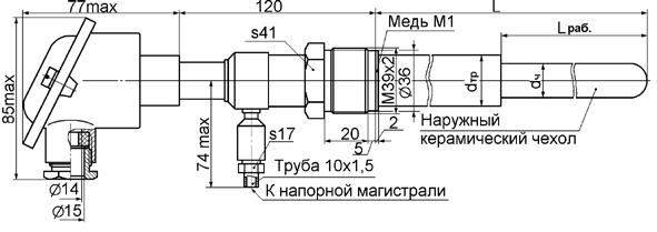 Рисунок 11. ТПП(ТПР/1-0679ГИ